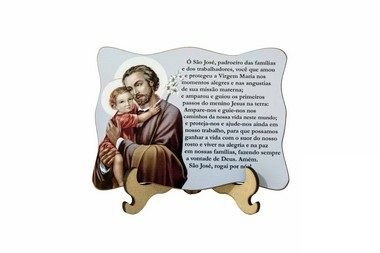 Oração de Mesa São José