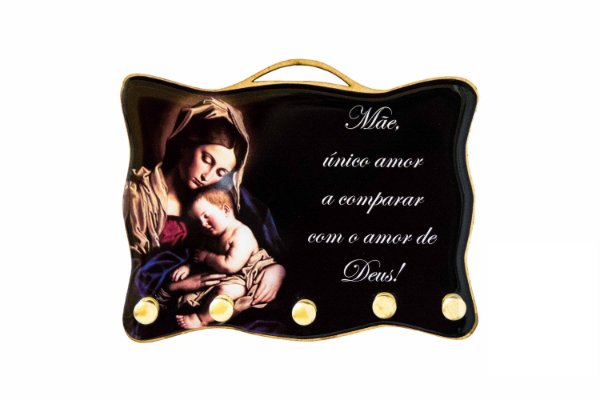 Porta Chaves Mãe de Jesus