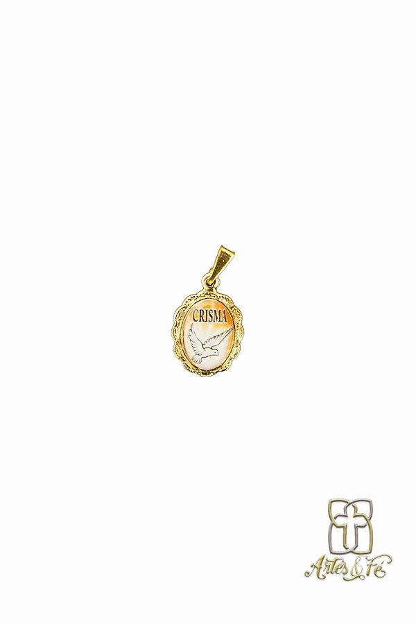 Medalha de Crisma