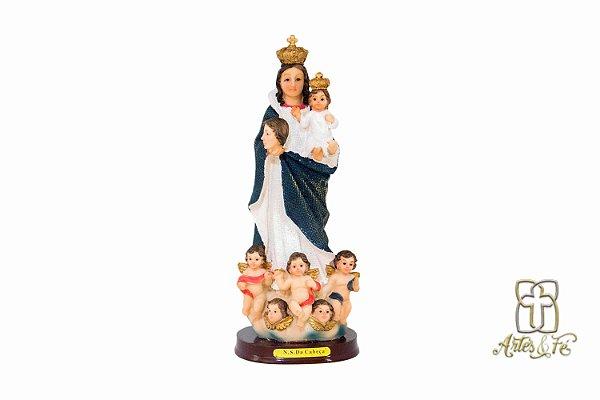 Imagem Nossa Senhora da Cabeça 23cm