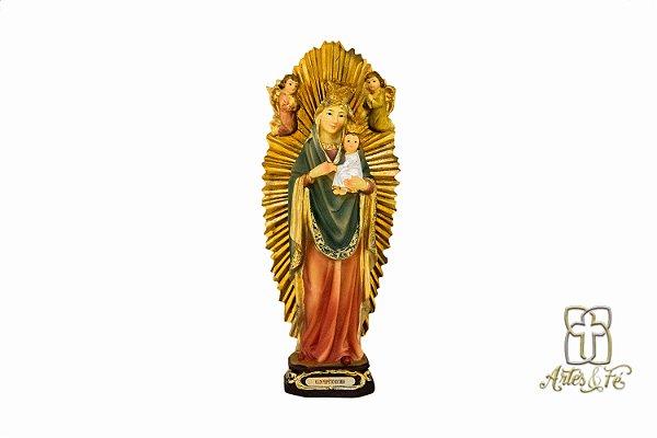 Imagem Nossa Senhora do Perpétuo Socorro 21,5cm