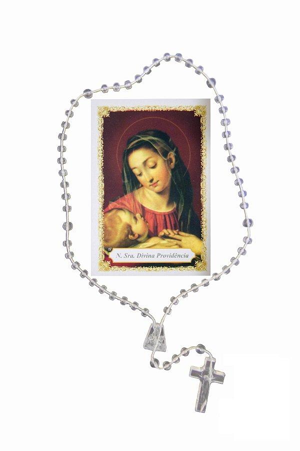 Terço com oração - Nossa Senhora da Divina Providência