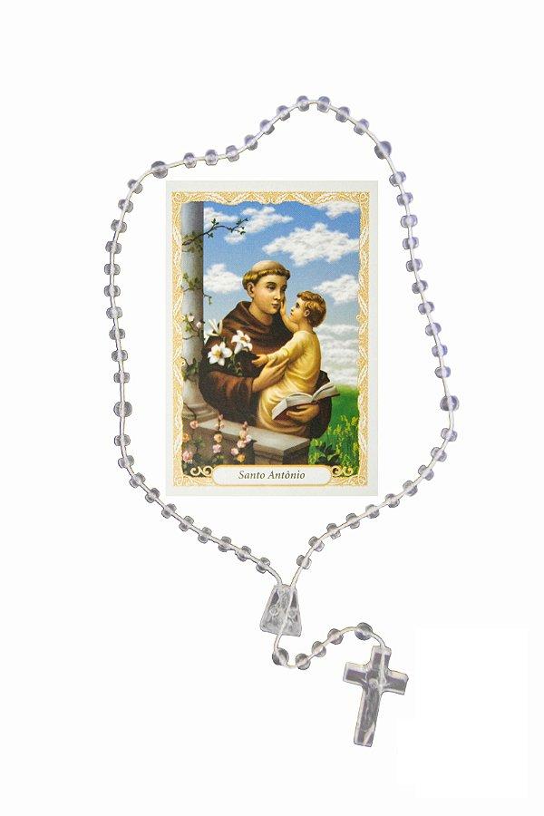 Terço com oração - Santo Antonio