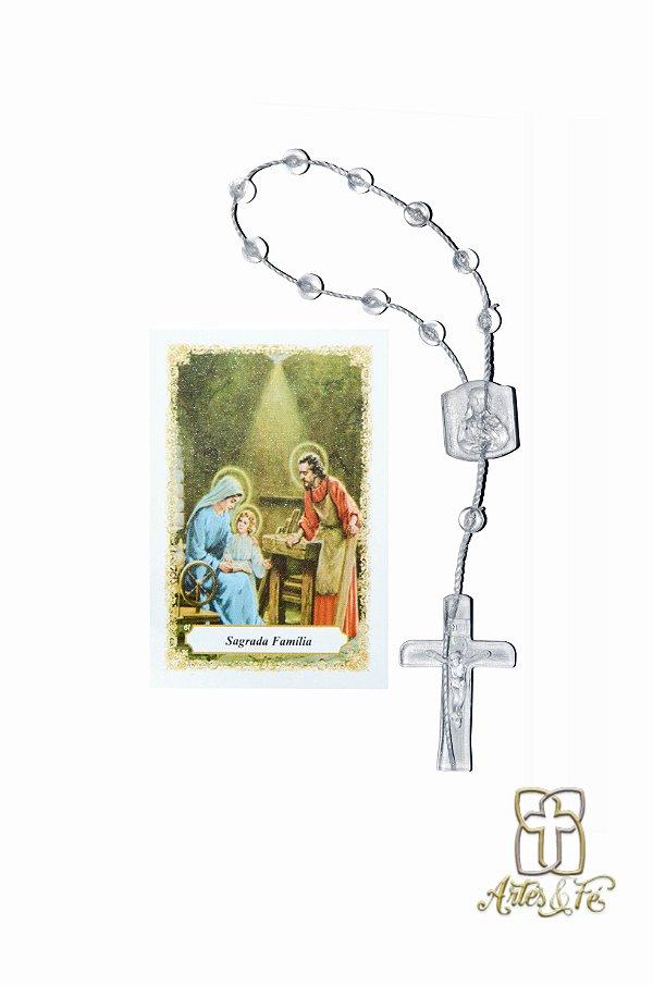 Dezena com oração mini - Sagrada Família