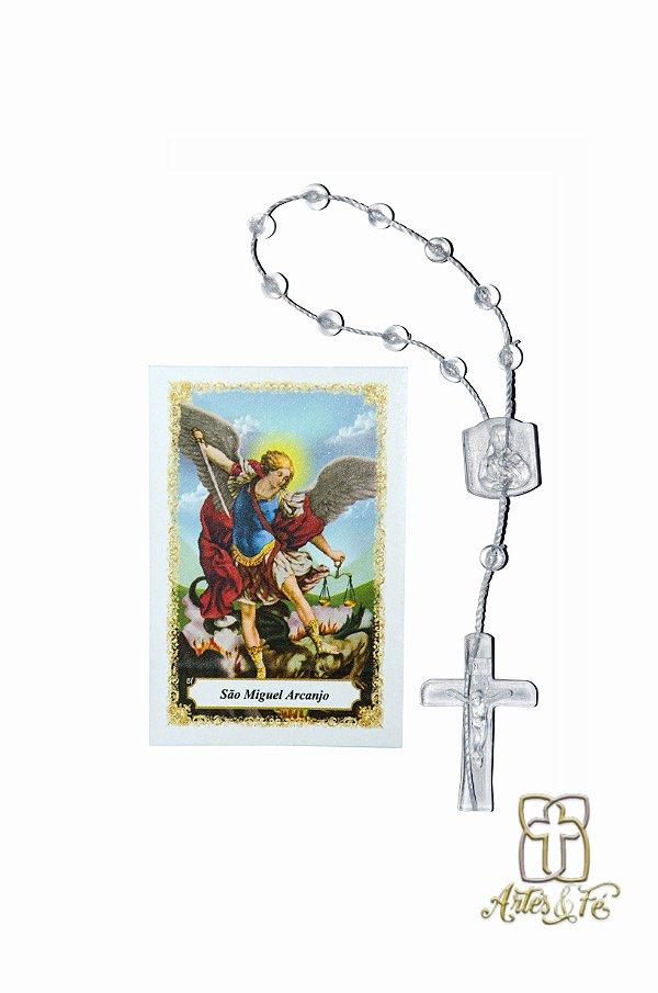 Dezena com oração mini -  São Miguel