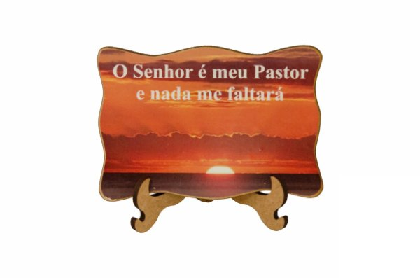 Adorno de Mesa - Salmo