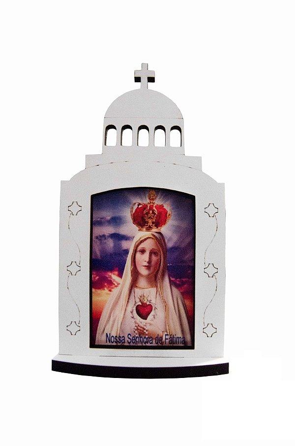 Capela Cúpula Nossa Senhora de Fátima