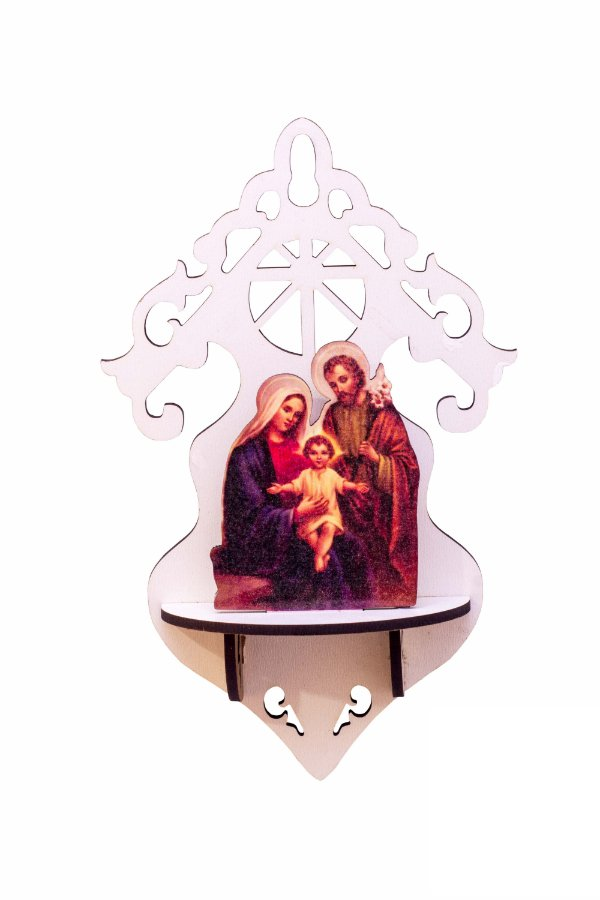 Imagem MDF Sagrada Família
