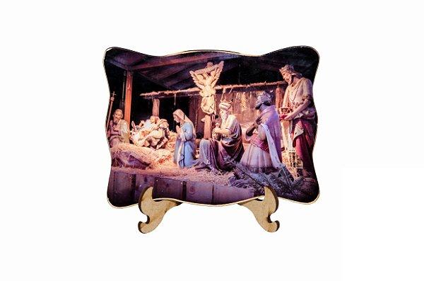 Adorno de Natal - Presépio