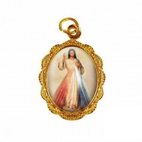Medalha Jesus Misericordioso