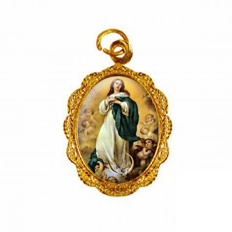 Medalha Nossa Senhora da Conceição