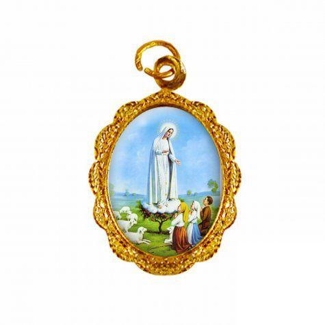 Medalha Nossa Senhora da Fátima