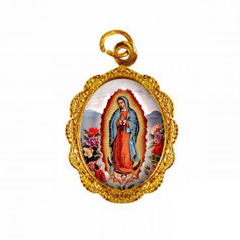 Medalha Nossa Senhora de Guadalupe