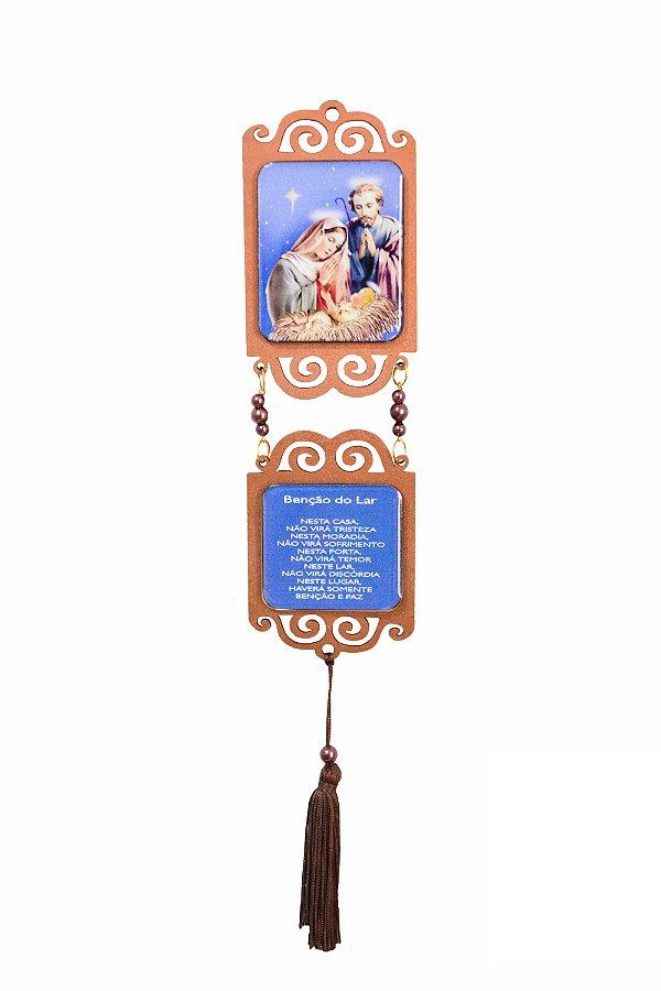 Adorno Natal - Jesus na Manjedoura