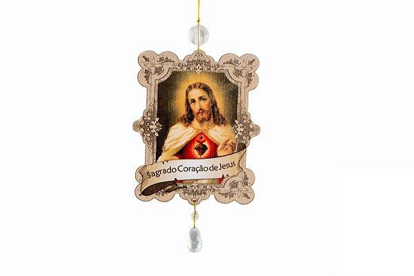 Móbile Sagrado Coração de Jesus