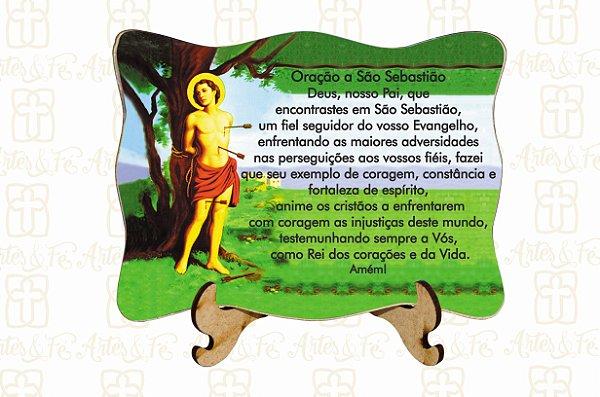 Adorno São Sebastião
