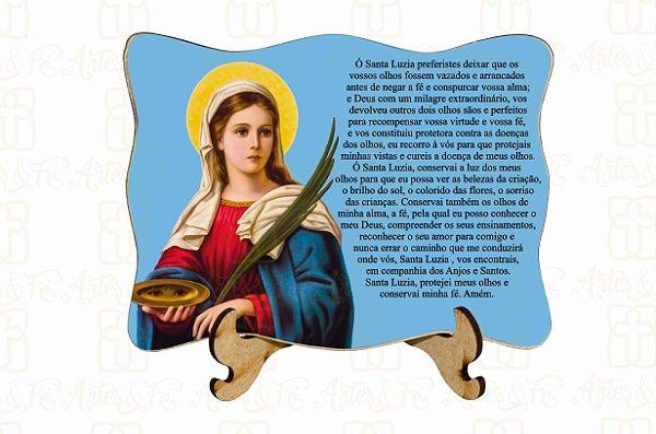 Adorno Santa Luzia