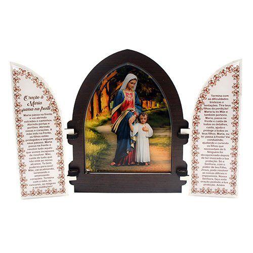 Capela Maria Passa na Frente com oração