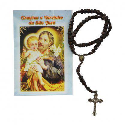 Terço com oração - São José