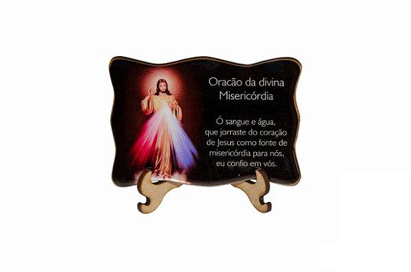 Adorno de Mesa Pequeno com Oração - Imagens Diversas