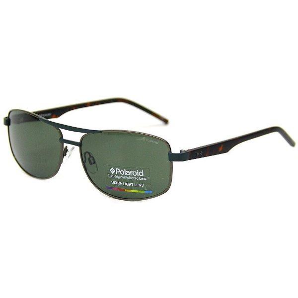 98bfc6b156e11 Óculos de sol Polaroid 2040 verde - Ótica Realce loja virtual