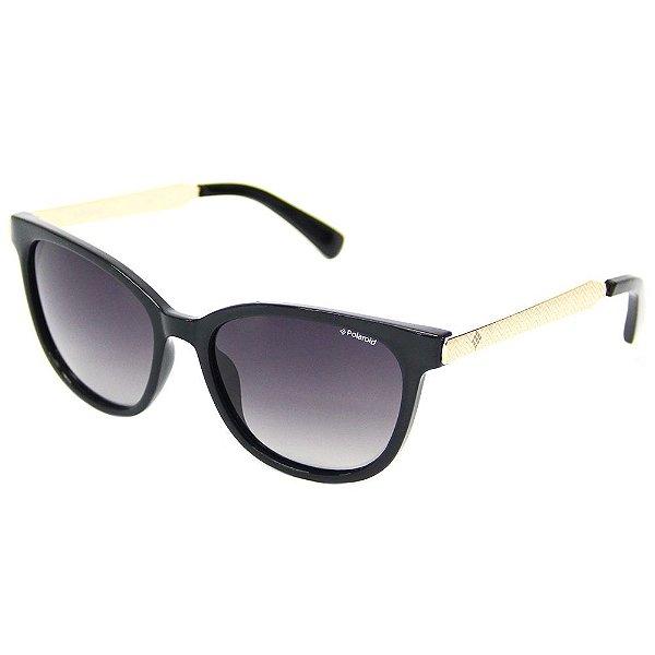 3a3d1ebc25875 Óculos de sol Polaroid 5015 Preto brilho - Ótica Realce loja virtual