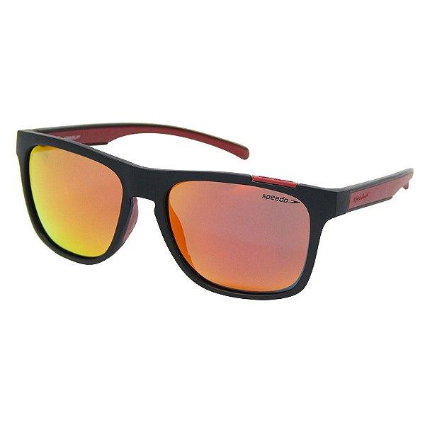 c85c82bd85510 Óculos de sol Speedo Surf Espelhado vermelho - Ótica Realce loja virtual