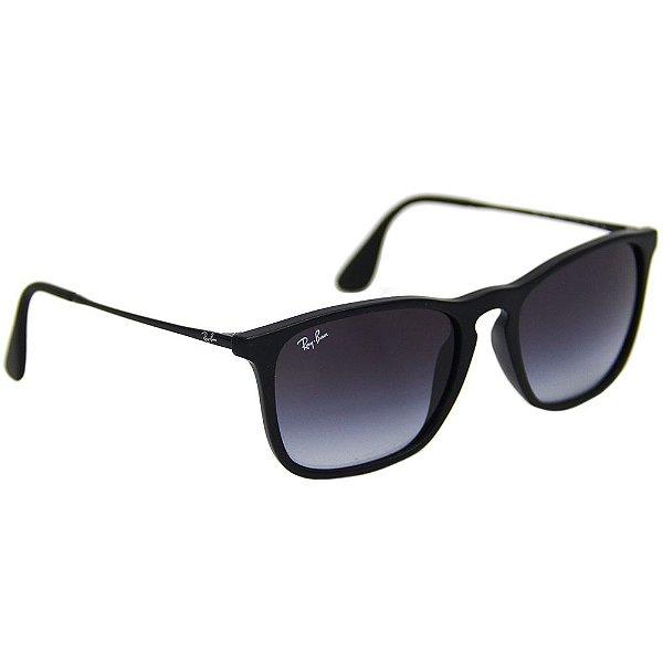 5173a256c1324 Óculos de sol Ray Ban 4187 Chris preto - Ótica Realce loja virtual