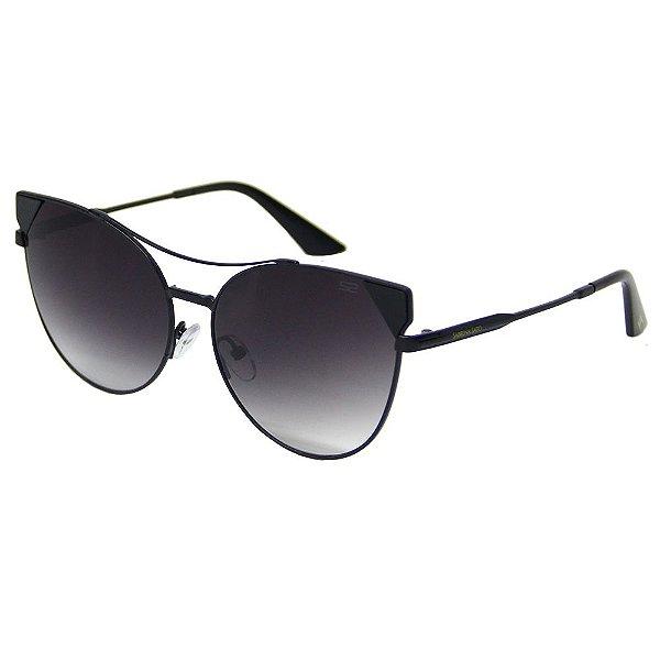 a5c5560b0e22a Óculos de sol Sabrina Sato 7013 gatinho black - Ótica Realce loja ...