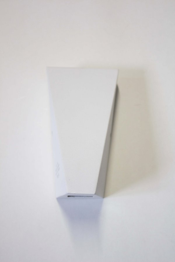 Luminária Arandela LED 2W Branco Quente