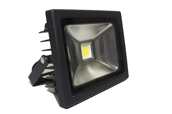 Refletor de LED 30w Branco Frio