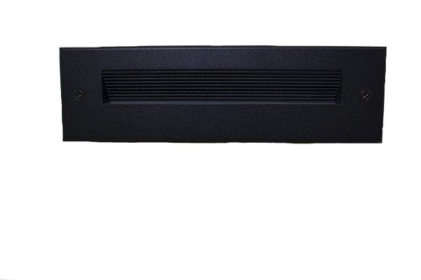 Balizador de Parede 6w LED - Para ambientes externos