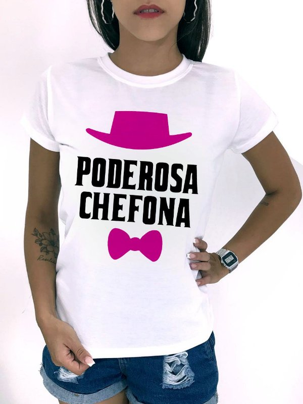 KIT 031 - MÃE PODEROSO CHEFÃO