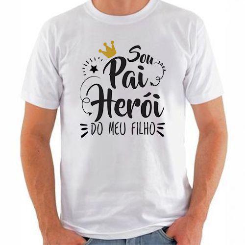 KIT 053 - PAI HEROI DO MEU FILHO