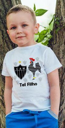 KIT 069 - FILHO ATLETICO MINEIRO