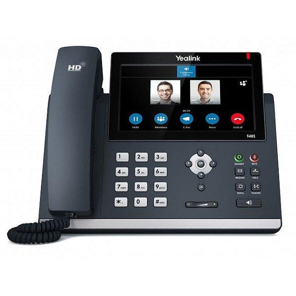TELEFONE IP YEALINK SIP-T48S (SIP-T48S)