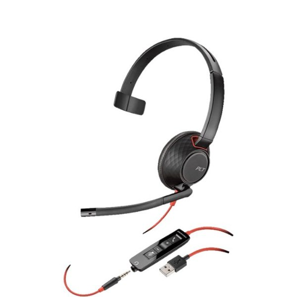 PLANTRONICS BLACKWIRE C5210 USB Headset (C5210)