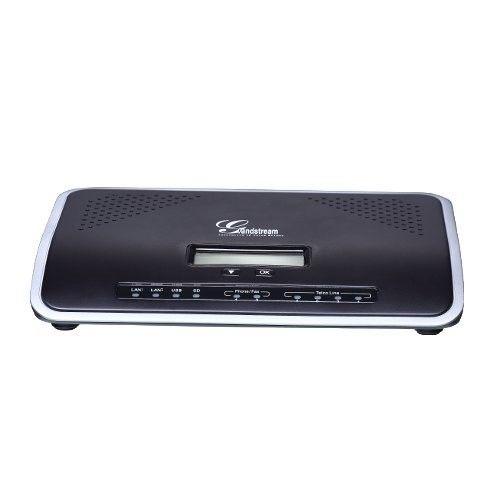 PABX IP GrandStream UCM 6204 com 02 Portas FXS + 04 Portas FXO (UCM6204)