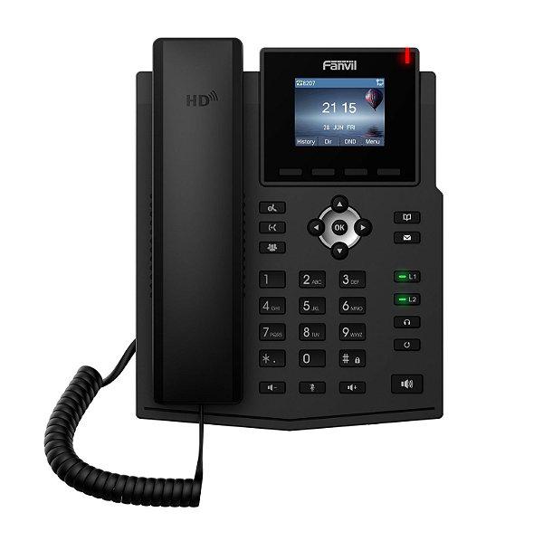 TELEFONE IP X3SP FANVIL