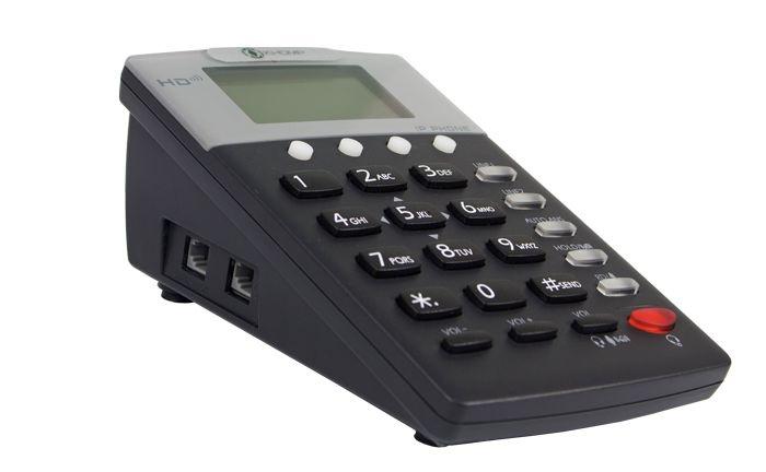Telefone IP Khomp IPS 40 CC (IPS40-CC)
