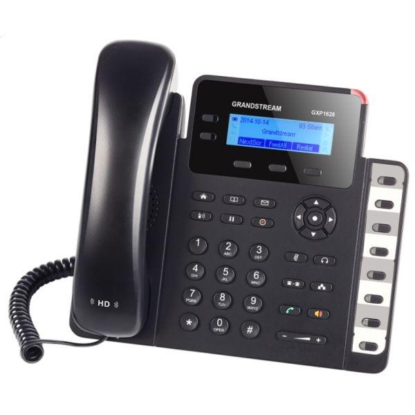 Telefone IP GrandStream GXP 1628 c/ PoE (GXP1628)