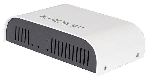 Gateway VoIP Khomp SIP E1 c/ 1 porta E1 (UMG100)