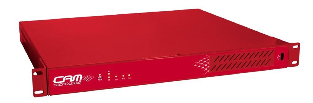 PABX IP CAMBOX - 4FXO / 2GSM