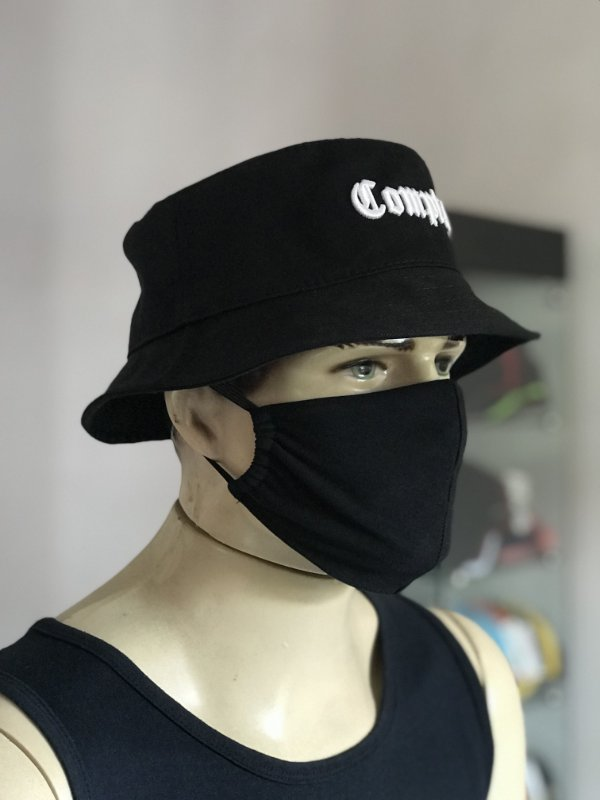 Máscara Sheik Supply Kombat Black