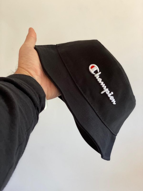 Bucket Hat Champion Class Black