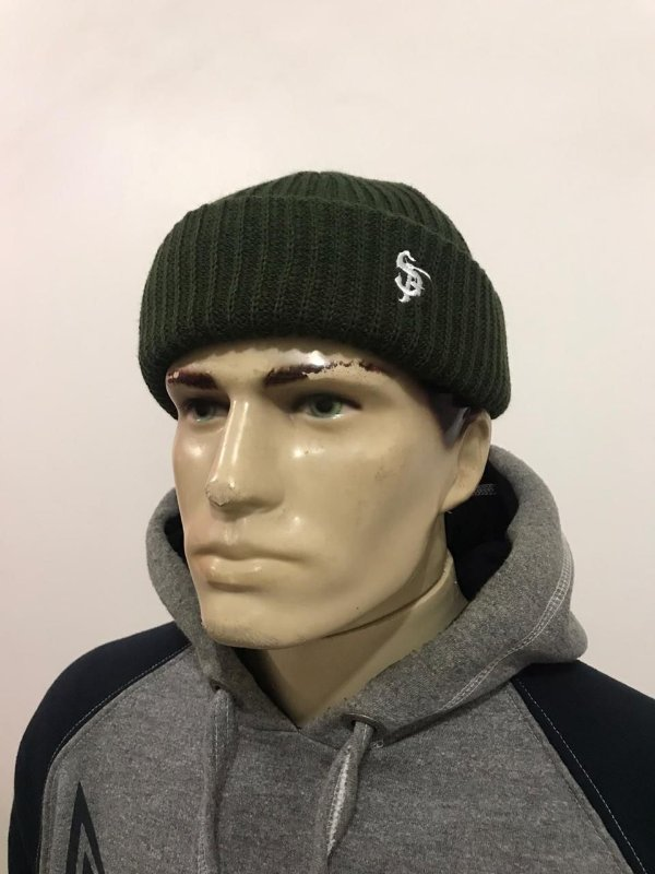 Gorro Santo Forte Basic Dark Green