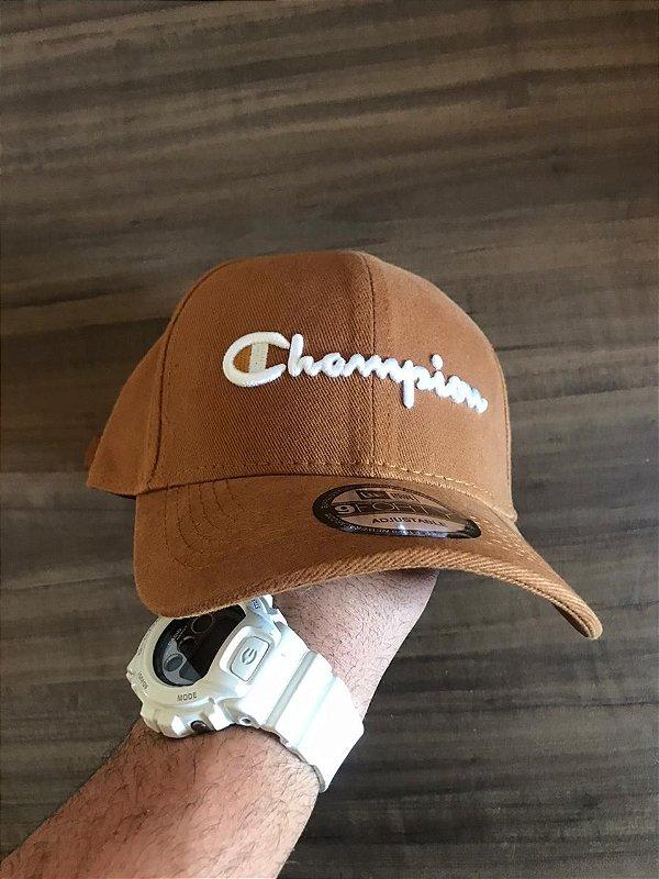 Cap Champion Class Land Strapback Aba Curva