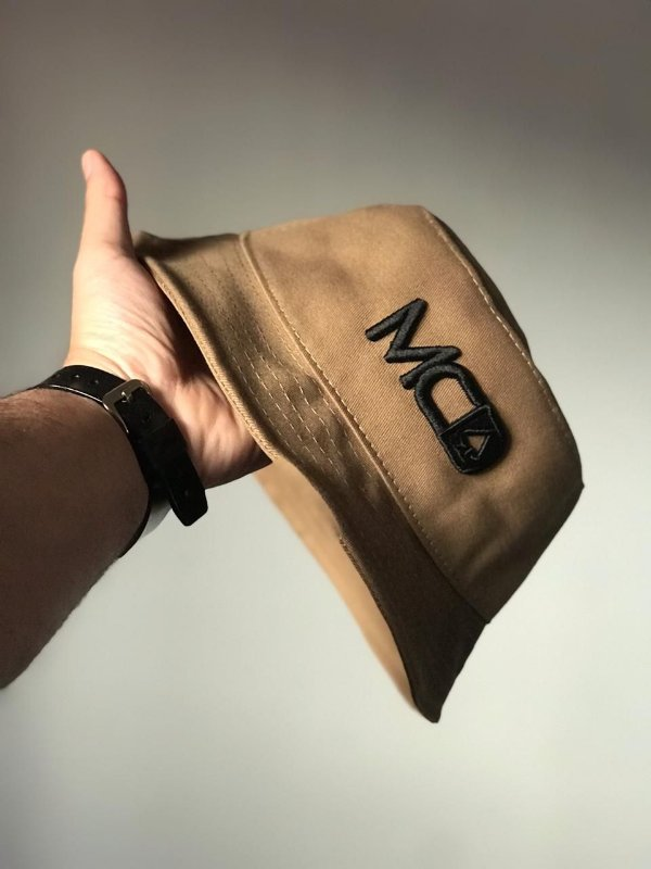 Bucket Hat MCD Hand Law Khaki