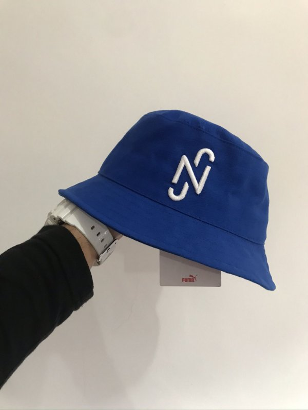 Bucket Hat Puma Neymar Jr Royal Blue