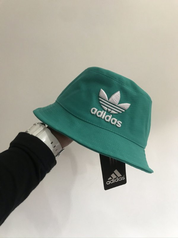 Bucket Hat Adidas Brand Green